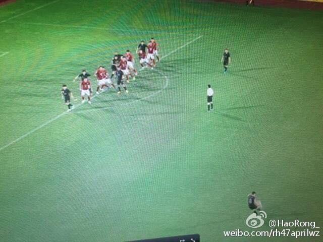 Seongnam FC 2-1 Guangzhou offside