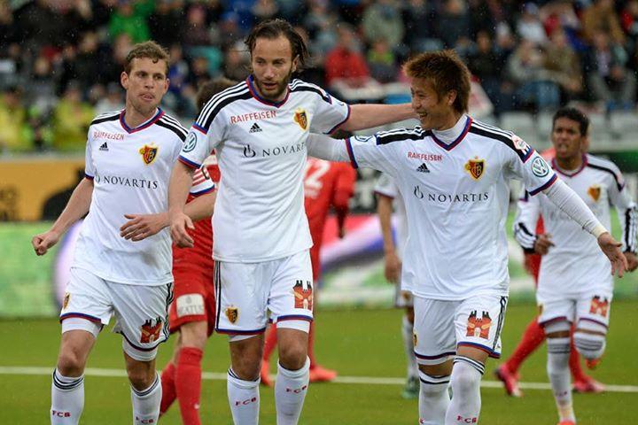 Thun und der FC Basel 2_2 kakitani