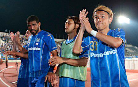 Gamba Osaka 3-2 FC Seoul usami takashi