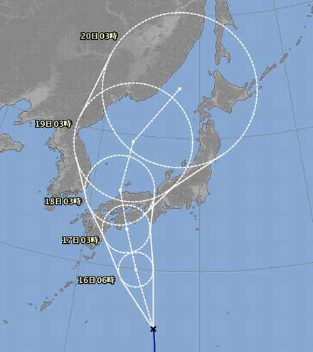 台風11号 15-1