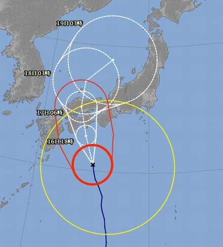 台風11号 16-2