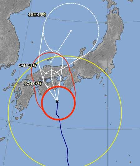 台風11号_2