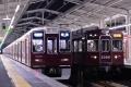 阪急1300系1300F&3300系3326F@茨木市駅(20150702)
