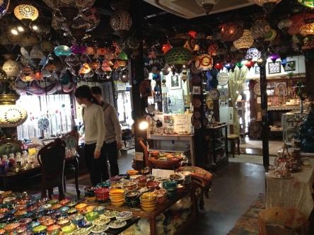 日本一のトルコ雑貨屋さん