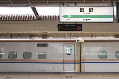 新幹線長野駅
