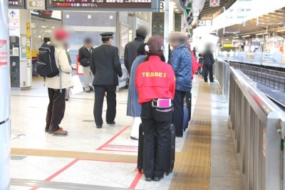JR東日本テクノハートTESSEIのスタッフ