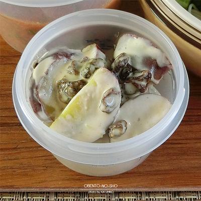ゴーヤの野菜ジュース素麺弁当04