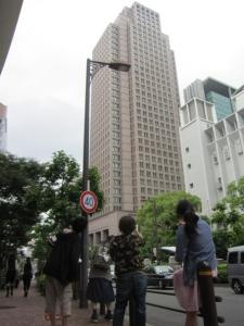 建物デッサン