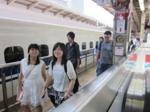 514号東京駅着