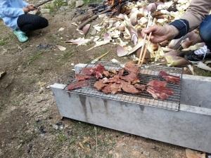 150424イノシシ肉
