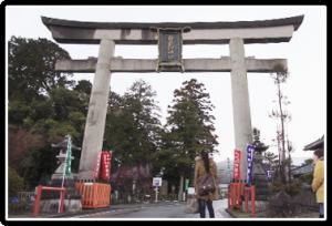 稗田の神社