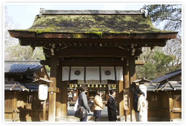 河合神社(かわいじんじゃ)
