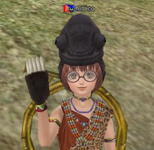 クマの手袋