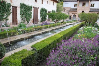 アルハンブラ庭園400