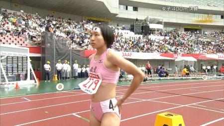 女子陸上選手2006