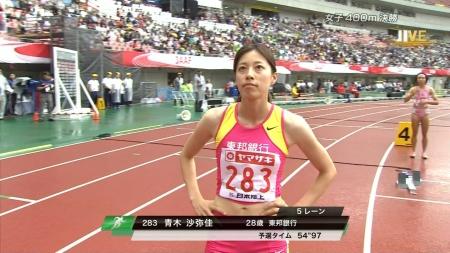 女子陸上選手2007