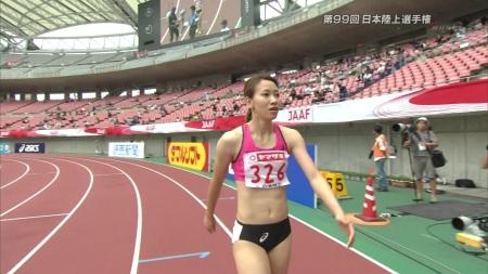 女子陸上選手2011