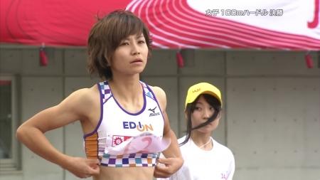 女子陸上選手2012