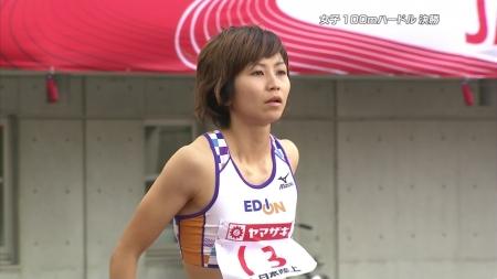 女子陸上選手2013