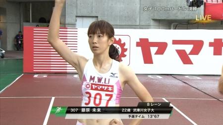 女子陸上選手2022