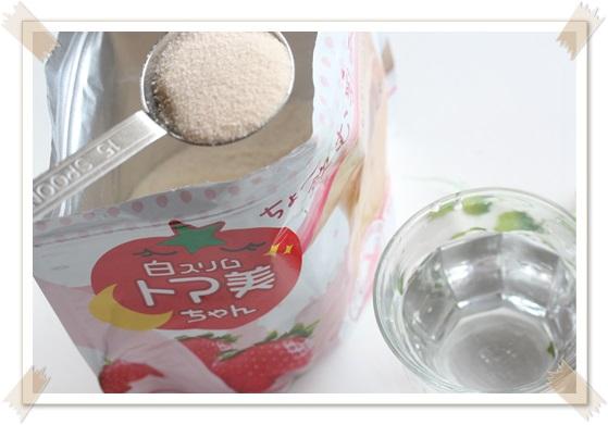 白スリムトマ美ちゃん 乳酸菌