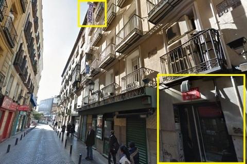 002 Calle de la Cruz Hostal Adriano