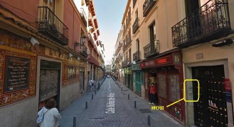 001 Calle Nunez de Arce Hostal Adria Santa Anna