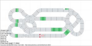 ミニ四駆コース02