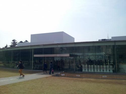 8 21世紀美術館1