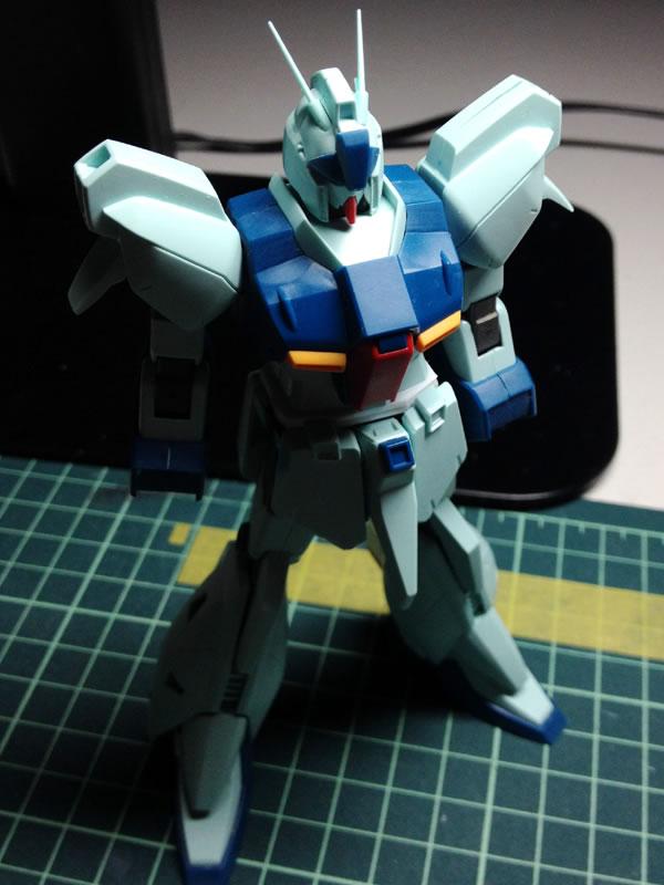 HGUC リ・ガズィ 製作01
