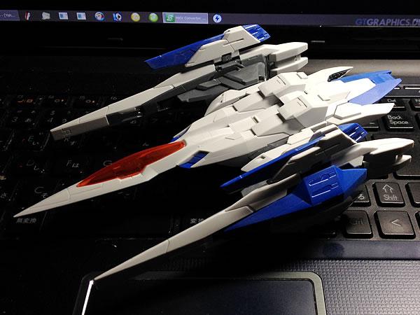 MG ダブルオーライザー製作012