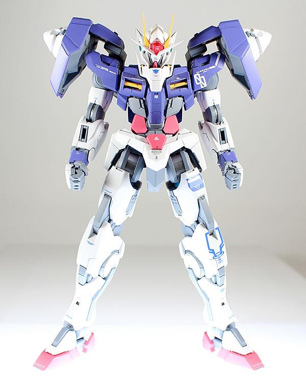 MG ダブルオーライザー製作017