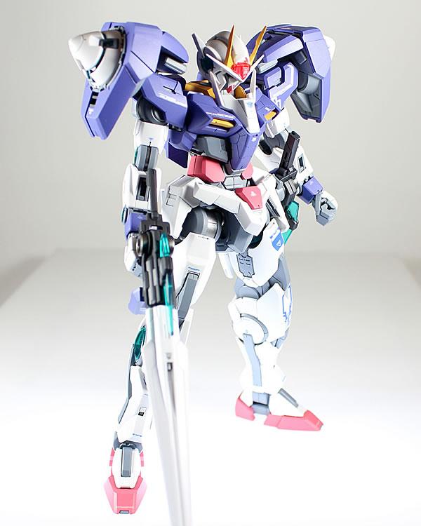 MG ダブルオーライザー製作018
