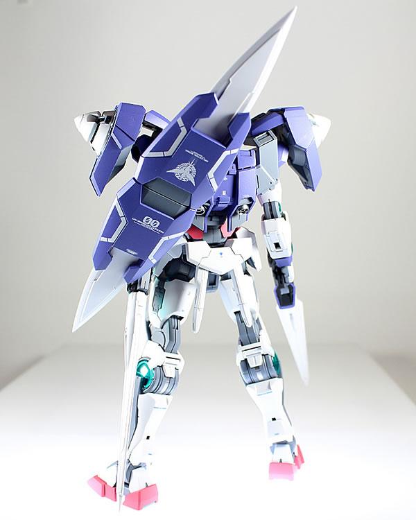 MG ダブルオーライザー製作019