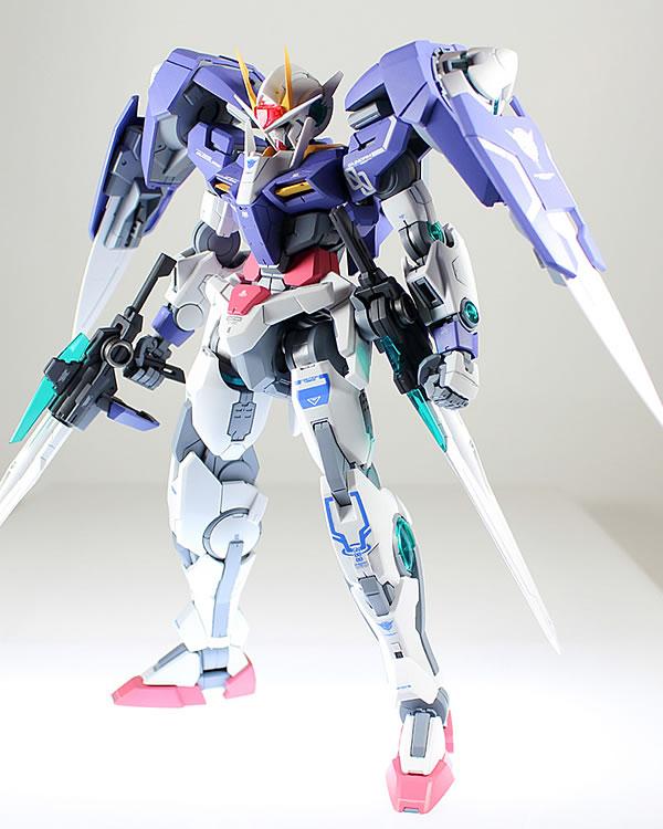 MG ダブルオーライザー製作020