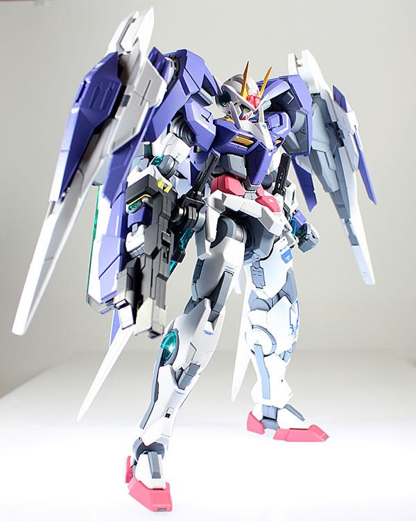 MG ダブルオーライザー製作022