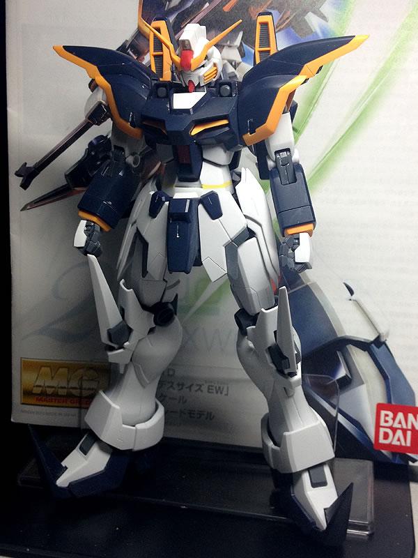MG ガンダムデスサイズ EW 製作10