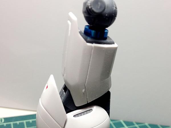 MG ガンダムDX 製作07