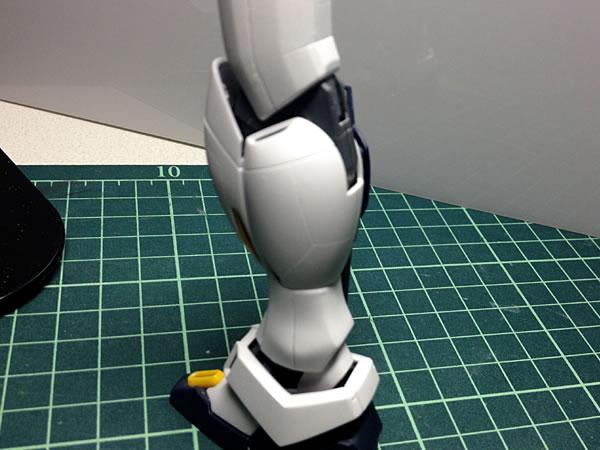 MG ガンダムDX 製作09