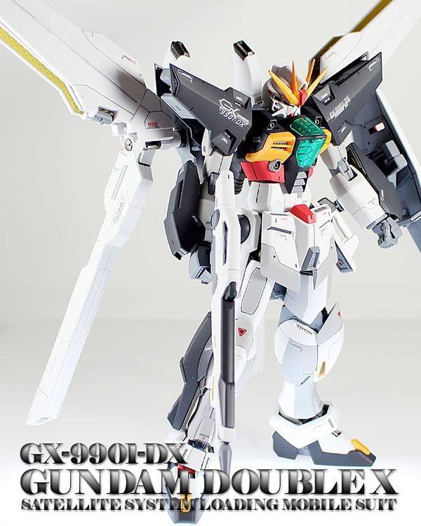 MG ガンダムDX 製作15