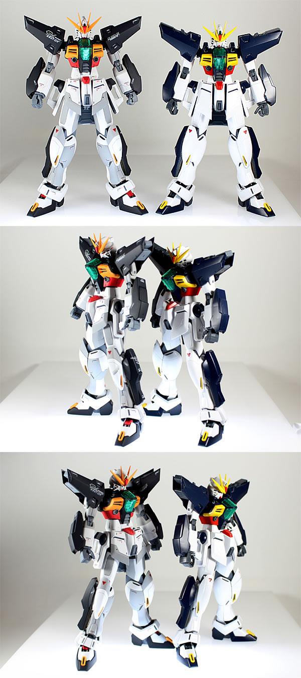 MG ガンダムDX 製作17