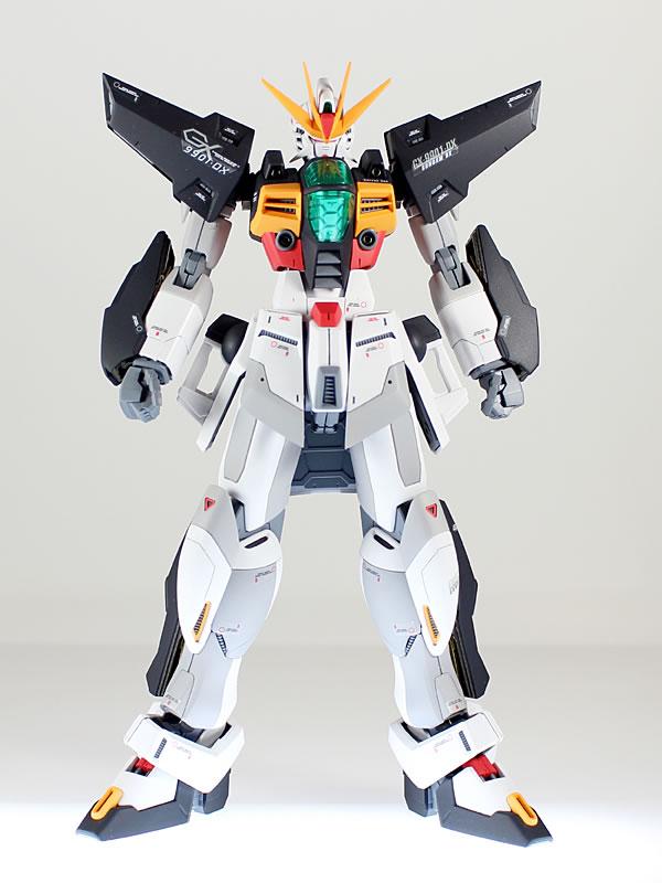 MG ガンダムDX 製作19