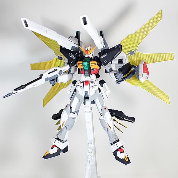 MG ガンダムDX 製作23