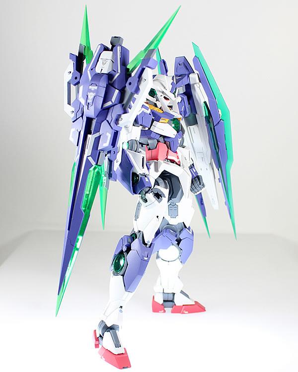 MG ダブルオークアンタ 製作041