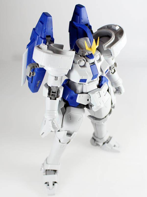MG トールギスⅢ 制作11