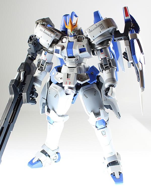 MG トールギスⅢ 制作15
