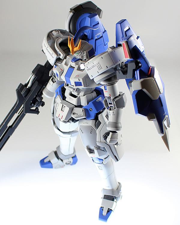 MG トールギスⅢ 制作16