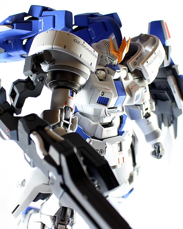 MG トールギスⅢ 制作17