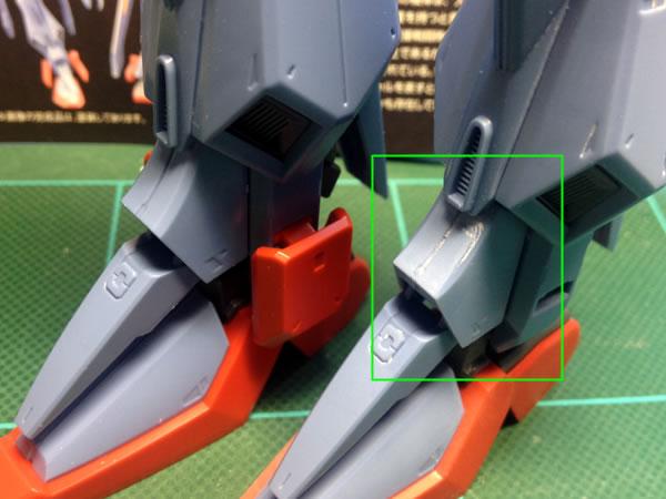 RE ガンダム Mk-3 製作03