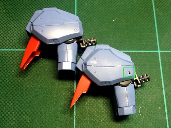 RE ガンダム Mk-3 製作04